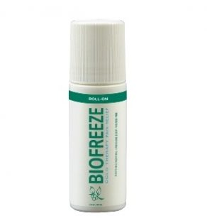 Biofreeze, aches, pains, muscles, joints