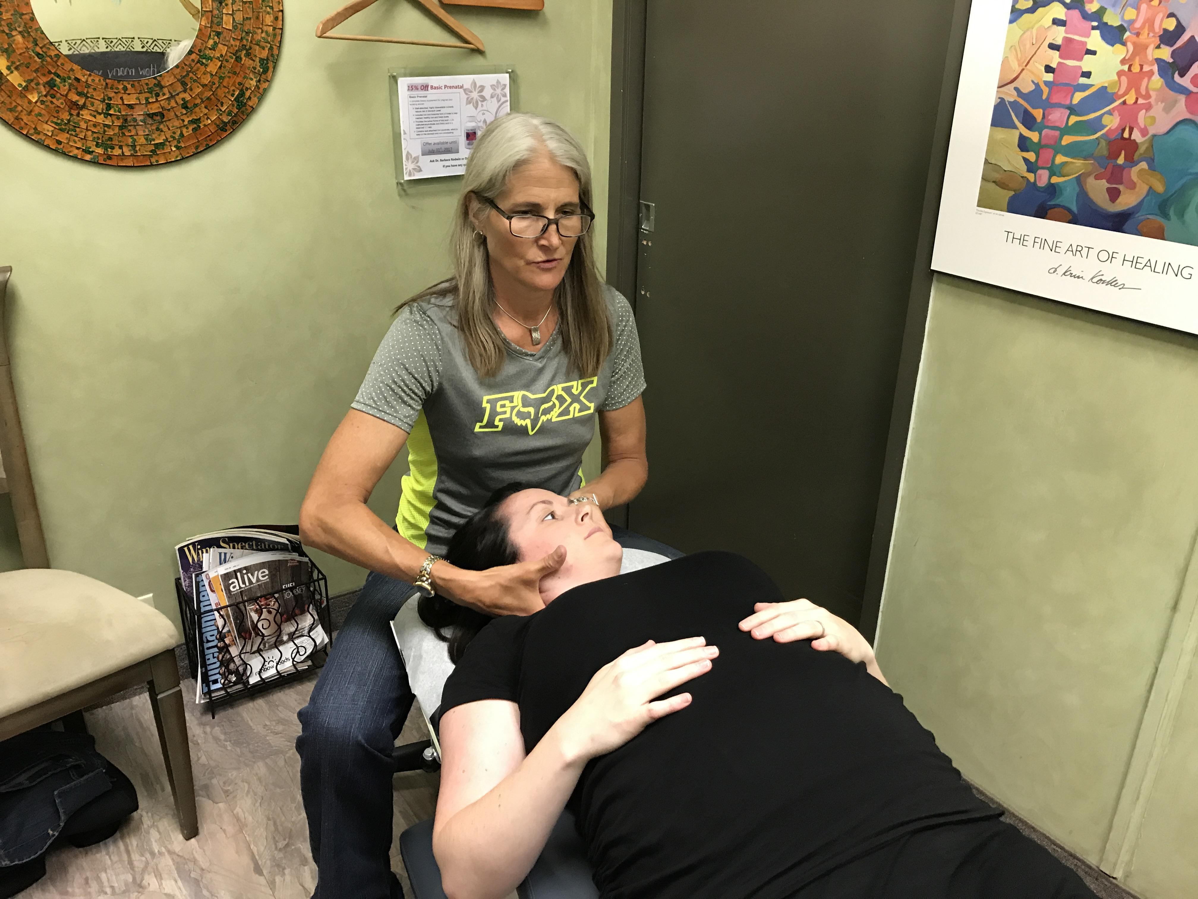 neck pain, neck treatment