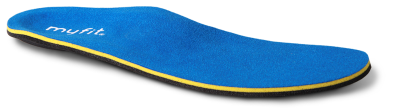 MyFit, orthotic, non-custom