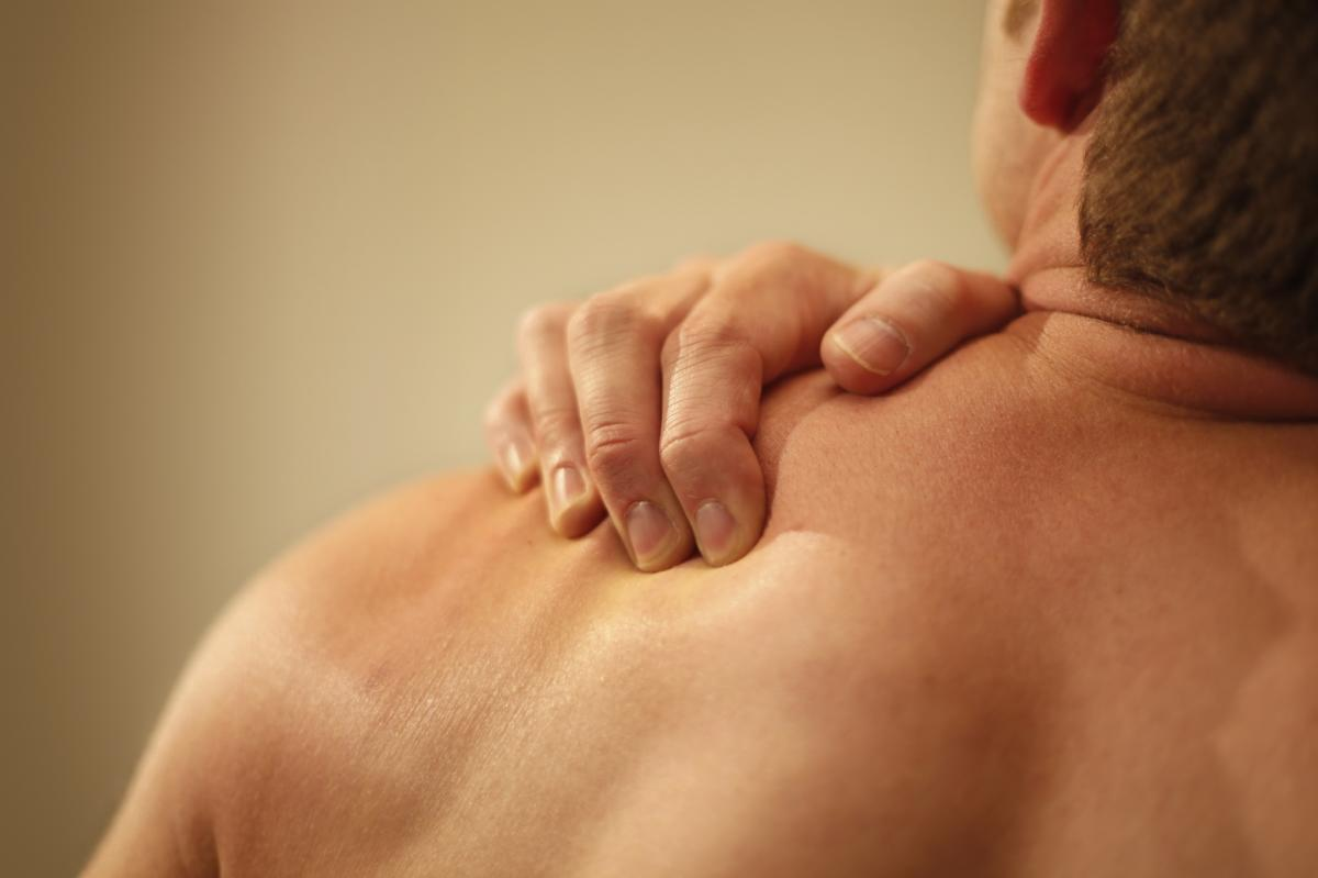 Resolving Shoulder Pain and Shoulder Injuries