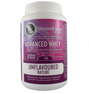 Advanced Whey Unflavoured