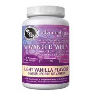 Advanced Whey Vanilla