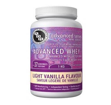Advanced Whey Vanilla