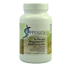 buffered magnesium bisglycinate, magnesium, L-Taurine, magnesium bisglycinate