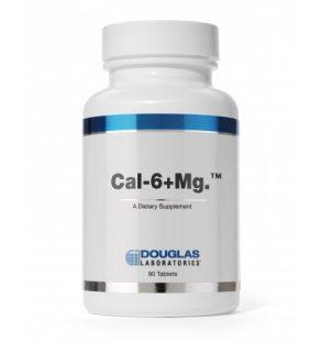 Cal-6+Mag, calcium and magnesium, bone health, healthy bone structure, supplement
