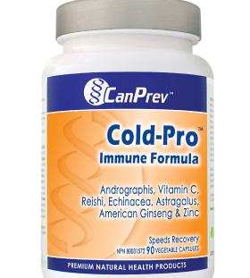 Cold-Pro, cold support, colds, respiratory health, respiratory support, detoxification, immune support, immune health
