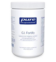 G. I. Fortify, G.I. health, gut health, constipation, gastrointestinal health, digestive health