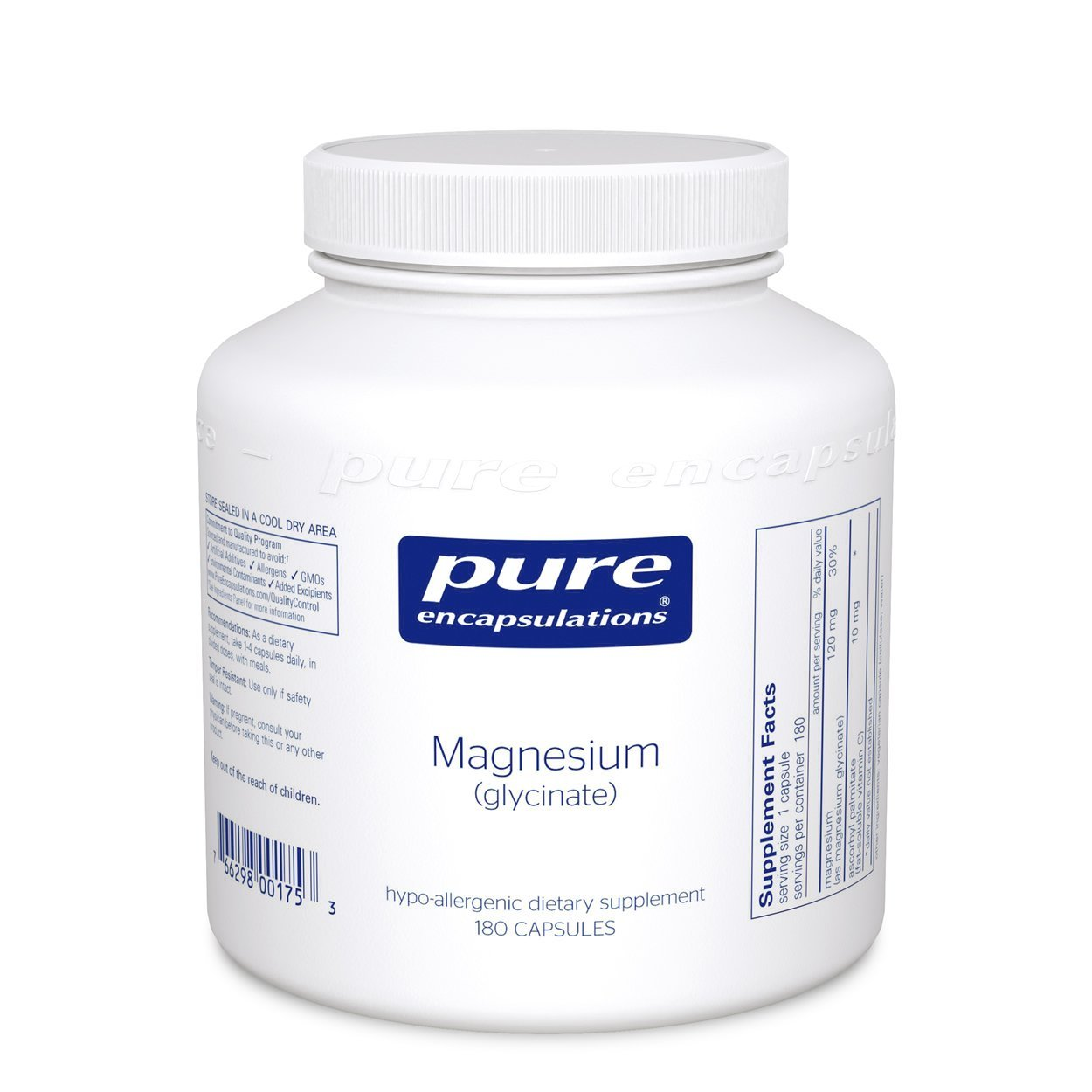 Magnesium glycinate Pure