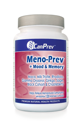 Meno-Prev, supplement, mood, memory, libido, menopause, menopausal symptoms