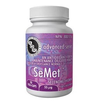 SeMet, supplement, antioxidant, selenium, glutathione, immune health