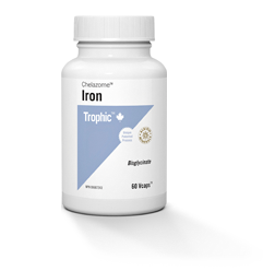 Trophic Iron, supplement, iron