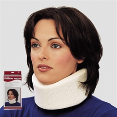 Foam Cervical Collar, cervical collar, neck support, neck brace