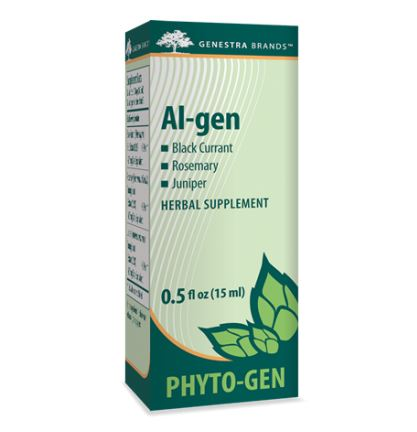 Al-gen supplement for allergy relief