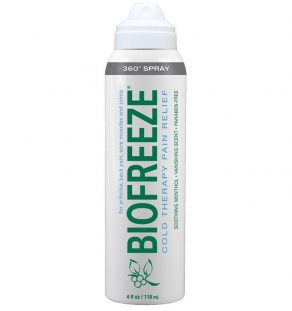 arthritis relief, muscle pain, joint pain, Biofreeze Spray,