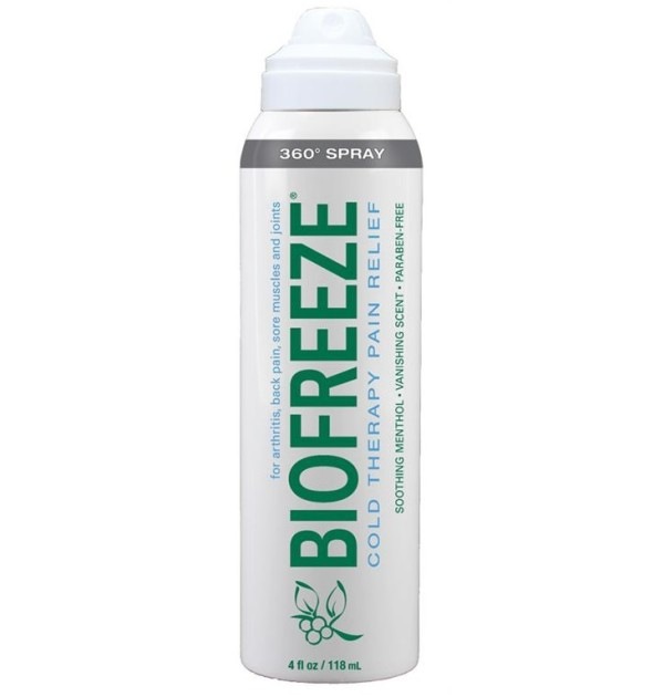 Biofreeze 4oz Spray