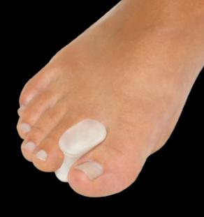 Gel Toe Spreaders, foot health, bunions, toe drift, overlapping toes, foot pain, toe pain