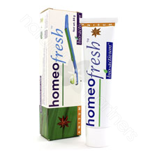 Homeofresh TP Anisum, supplement, toothpaste, homeopathic toothpaste, natrual toothpaste, gum health, mouth health, gum inflammation