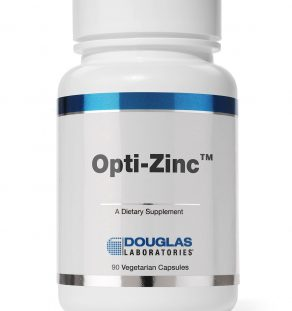 Opti-Zinc, supplement, zinc, immune health, immune function