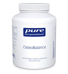 OsteoBalance, bone health, bone and joint health, supplement, bone mineraliztion, osteoporosis
