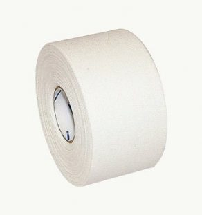Pro-white trainer's tape 2inch