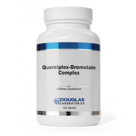 Quercetin-Bromelain Complex, supplement, antioxidant, bromelain, quercetin