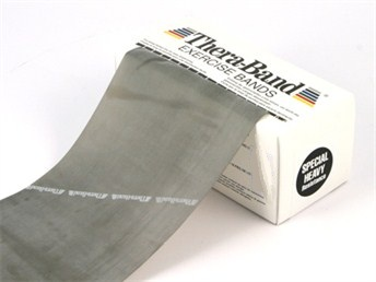 TheraBand Exercise Bands grey