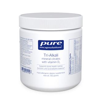 Tri-Alkali, alkaline, bone health, acid-base balance, alkaline balance, kidney support, alkaline