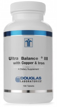 multi vitamin, ultra balance, Douglas Labs, multi, daily supplement, multi for over 30, multi for over 40, multi for 50 year old