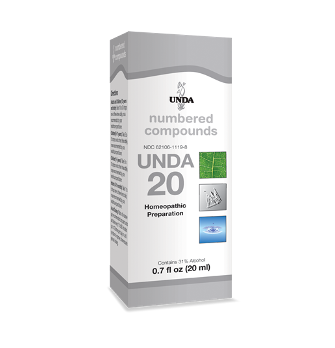 Unda #20, supplement, homeopathic remedy, liver support, detoxification, gall bladder support, liver health, liver support
