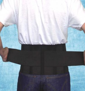 back brace, Vitality Back Brace, back support, back, adjustable back brace, back pain