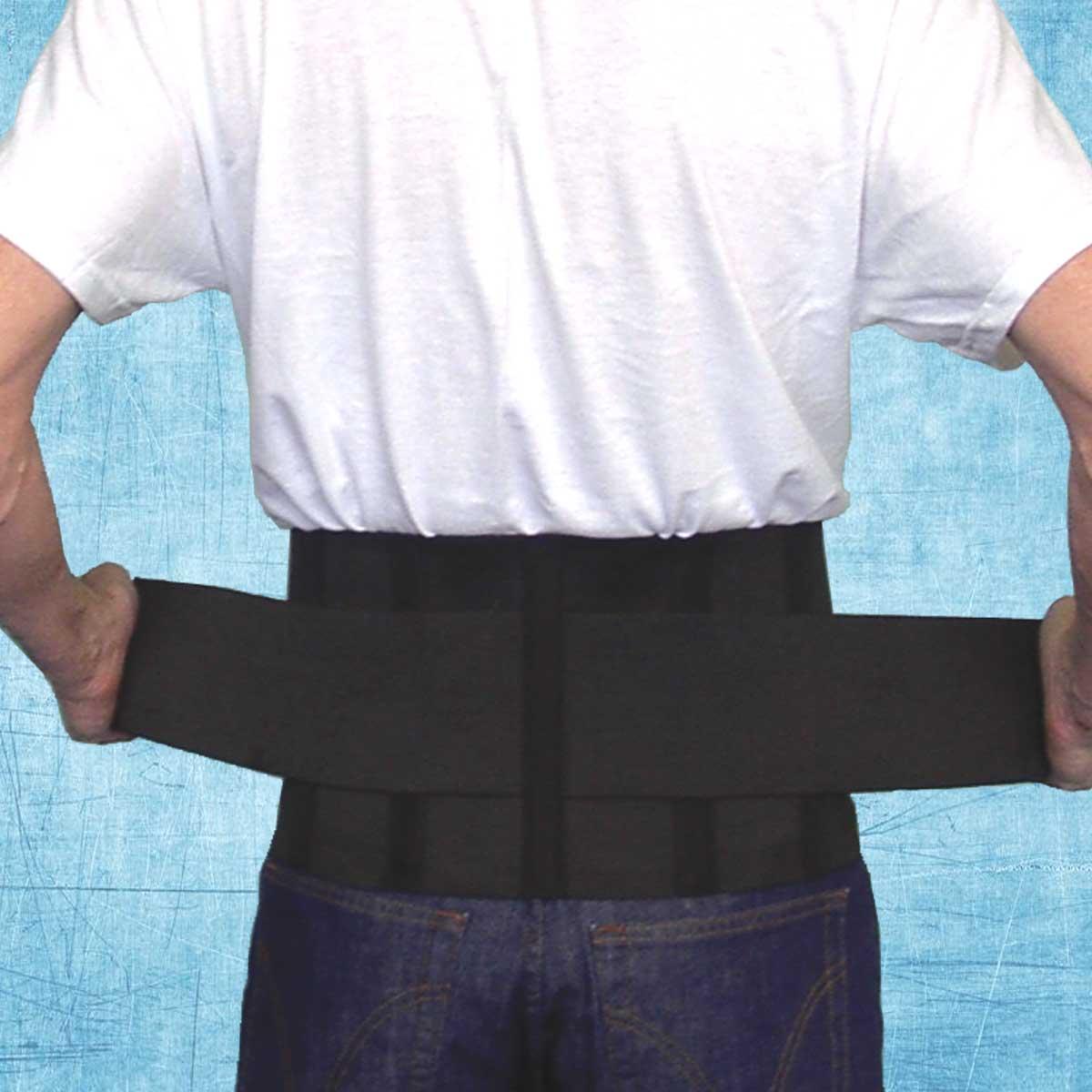back brace, Vitality Back Brace, back support, back, adjustable back brace, back pain