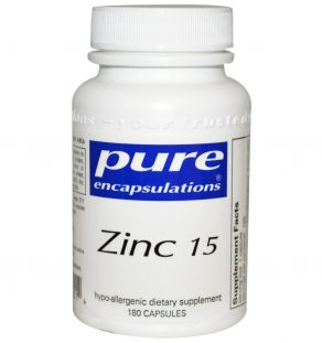 Zinc 15, zinc, supplement, tissue health, tissue repair, vitamin,