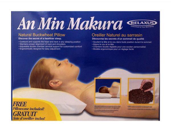 an min makura pillow, buckwheat pillow, pillow, neck support