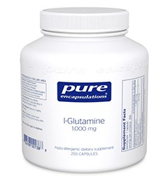 L-Glutamine Powder, supplement, L-Glutamine, amino acid powder, amino acid, muscle recovery, GI health, gut health, stress, PURE