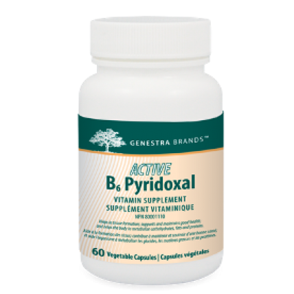 Active B6, Pyridoxal, Vitamin B supplement