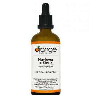 Hayfever and Sinus, hay fever, sinus, supplement, herbal remedy, allergies, respiratory support, sinus support,