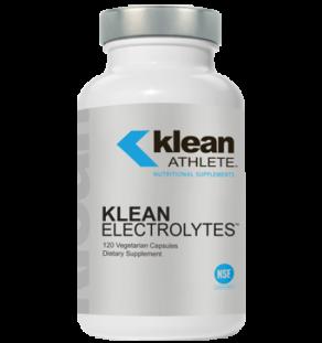 Klean Electrolytes, supplement, electrolytes, minerals, sports performance