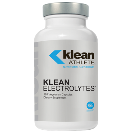 Klean Electrolytes, supplement, electrolytes, minerals, sports performance