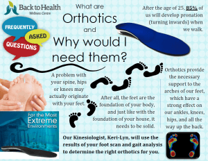 orthotics, Footmaxx, best orthotics in ottawa, custom orthotics,