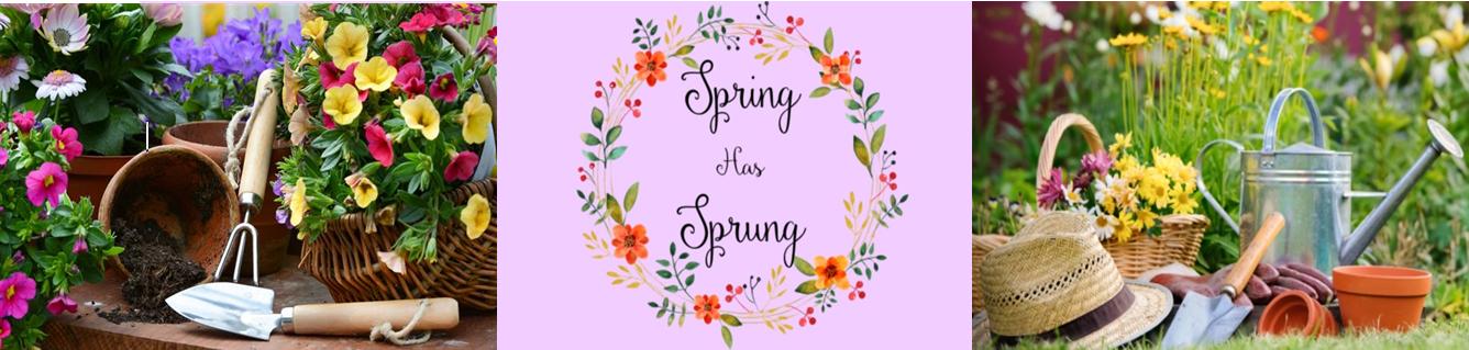 Spring Has Sprung: Gardening Ergonomics