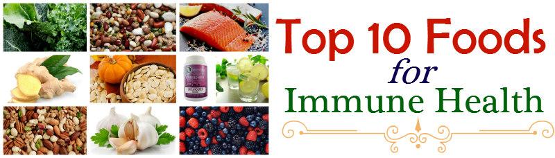 immune health foods1