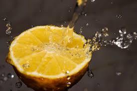 lemon, detox, spring