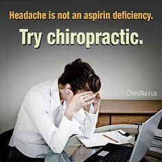 headaches chiro