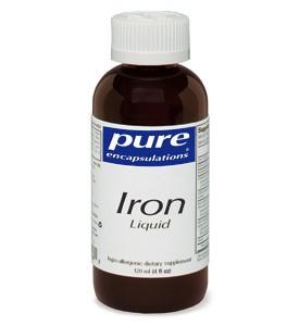 Iron-liquid