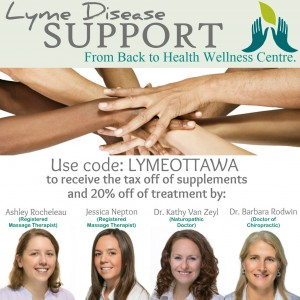 Lyme Support Promo Try 3