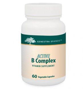 active b complex genestra, b-vitamin
