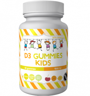 vitamin d aor D3 Gummies Kids