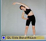 QL side bend