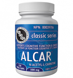 alcar, aor, cognitive health, brain health, cognitive support, chronic fatigue