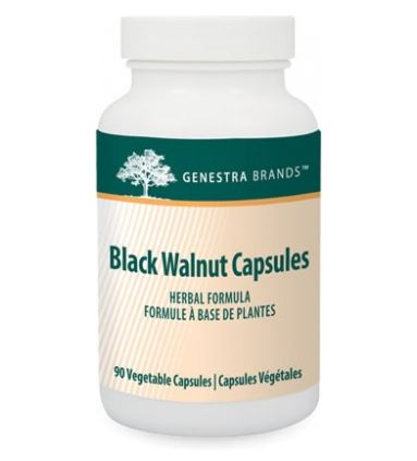 genestra, black walnut, digestive health, digestive aid